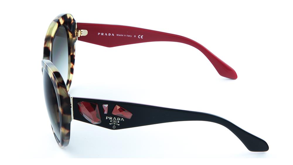 ... Preto Óculos 86770c44ba9b58  PRADA 26Q 7S0-0A7 - Óculos de Sol - Óticas  Minho Shop Óticas Minho Shop ... 8bb80cfd5a