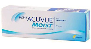 1-DAY ACUVUE MOIST (cx. 30)