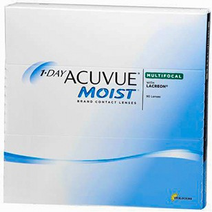 1-DAY ACUVUE MOIST MULTIFOCAL (cx. 90)