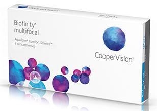 Biofinity multifocal (cx. 6)