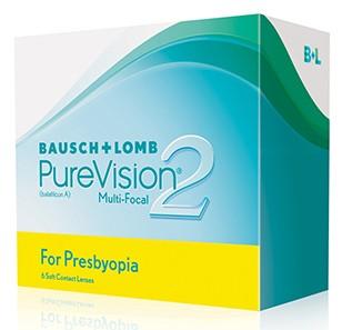 PureVision 2 for Presbyopia (cx. 6)
