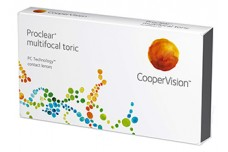 Proclear multifocal toric (cx.3)