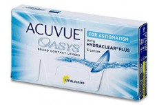 ACUVUE OASYS for ASTIGMATISM (cx.6)