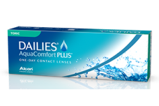 DAILIES AquaComfort PlusToric