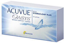 ACUVUE OASYS (cx. 12)