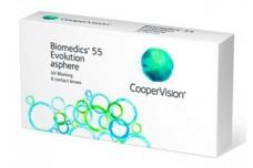 Biomedics 55 evolution (cx .6)