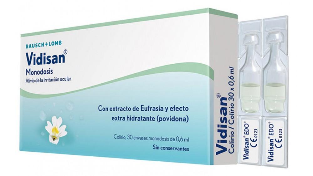 Vidisan Monodose (cx.30) 0.06 ml