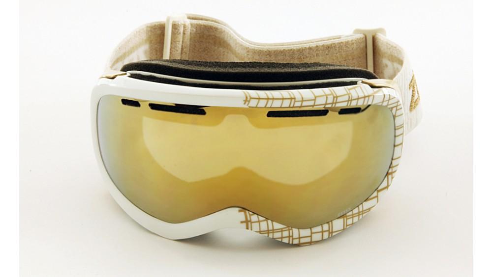 Zeiss Mascara Ski 07IQ White/gold-ml Gold